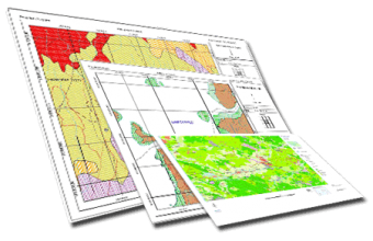 Cadastral, Sattelite Imagery and GIS